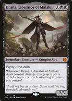 Drana, Liberator of Malakir image
