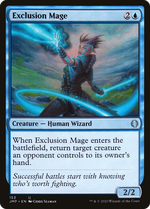 Exclusion Mage image