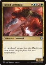 Fusion Elemental image