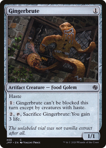 Gingerbrute image