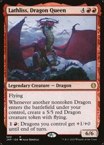 Lathliss, Dragon Queen image