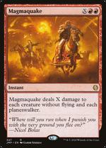 Magmaquake image