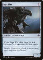 Myr Sire image