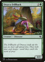 Orazca Frillback image