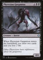 Phyrexian Gargantua image