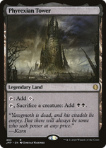 Phyrexian Tower image