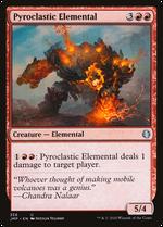 Pyroclastic Elemental image