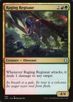 Raging Regisaur image
