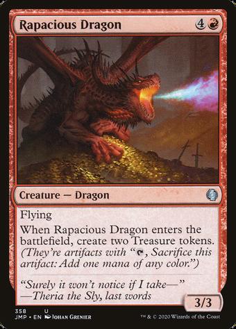 Rapacious Dragon image
