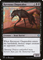 Ravenous Chupacabra image