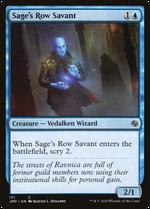 Sage's Row Savant image