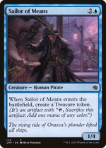 Sailor of Means image