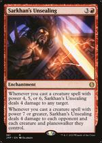 Sarkhan's Unsealing image