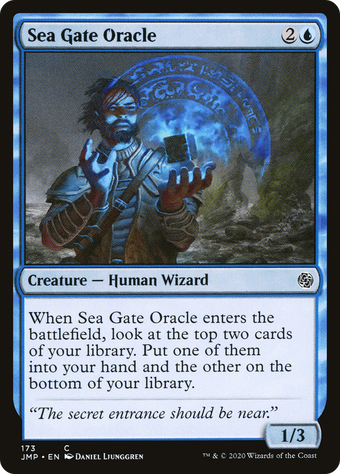 Sea Gate Oracle image