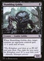 Shambling Goblin image