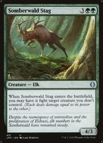 Somberwald Stag image