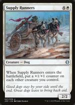 Supply Runners image