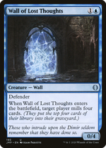 Wall of Lost Thoughts image