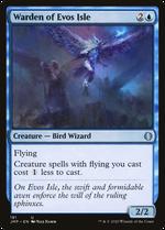 Warden of Evos Isle image