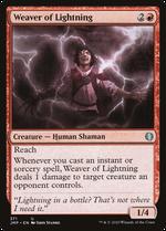 Weaver of Lightning image