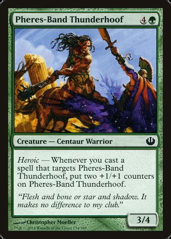 Pheres-Band Thunderhoof image