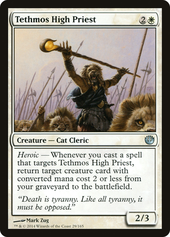 Tethmos High Priest image