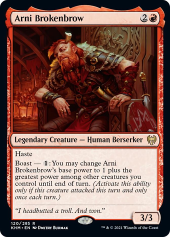 Arni Brokenbrow image