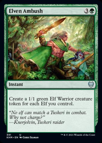 Elven Ambush image