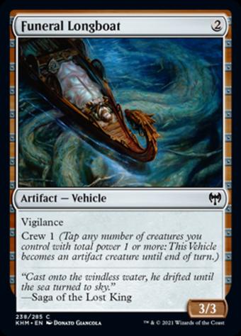 Funeral Longboat image