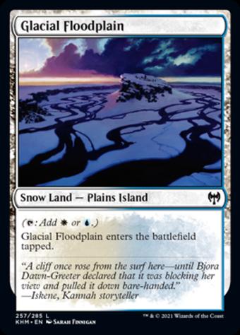 Glacial Floodplain image