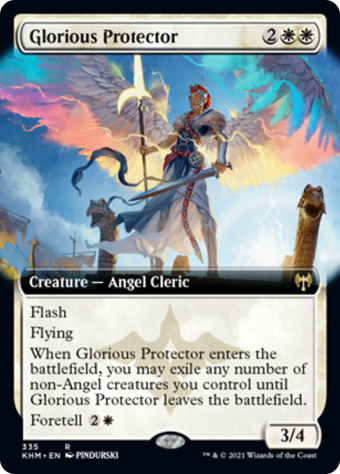 Glorious Protector image