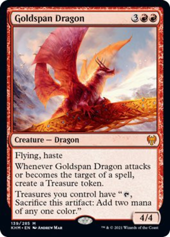Goldspan Dragon image