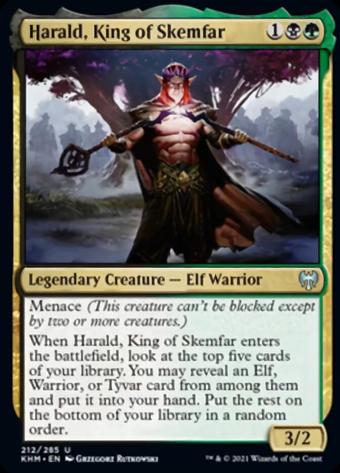 Harald, King of Skemfar image