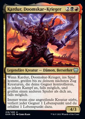 Kardur, Doomscourge image