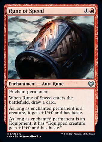 Rune of Speed image
