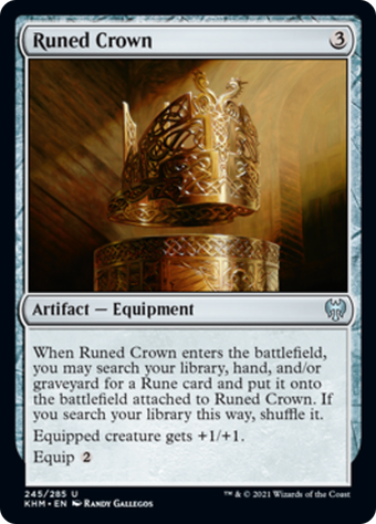 Runed Crown image