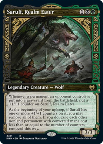Sarulf, Realm Eater image