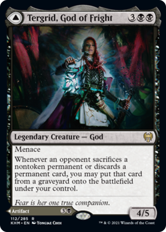 Tergrid, God of Fear // Tergrid's Lantern image