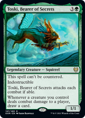 Toski, Bearer of Secrets image