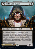 Valki, God of Lies // Tibalt, Cosmic Impostor