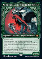 Vorinclex, Monstrous Raider