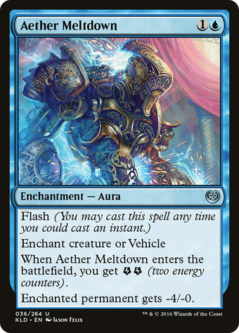 Aether Meltdown image