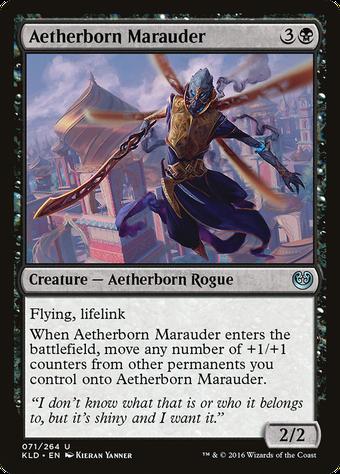 Aetherborn Marauder image