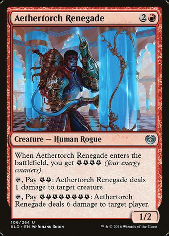 Aethertorch Renegade image