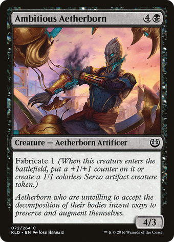 Ambitious Aetherborn image