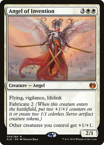 Angel of Invention image