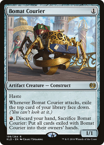 Bomat Courier image