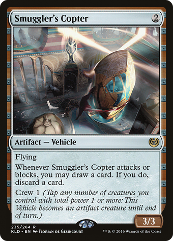 Smuggler's Copter image