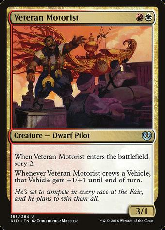 Veteran Motorist image
