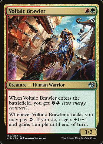 Voltaic Brawler image